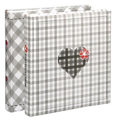 2er Pack Pepita Fotoalben 30x30 cm 100 Seiten Jumbo Fotoalbum Buchalbum