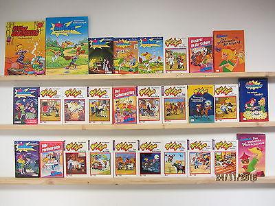 Bibi Blocksberg Bibi und Tina 29 Bücher Kinderbücher erstes Lesen