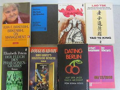 119 Bücher Taschenbücher Ullstein Verlag