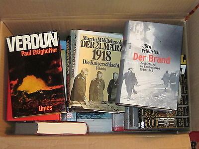 Bücherpaket 1. Weltkrieg und 2. Weltkrieg