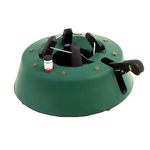 Christbaumständer für Baumhöhe bis 2,5 m mit Wassertank von Gartenpirat®