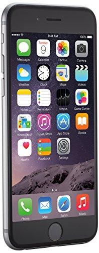 Apple iPhone 6 Space Grau 64GB SIM-Free Smartphone (Zertifiziert und Generalüberholt)