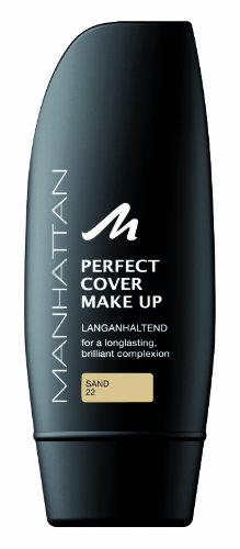 Manhattan Perfect Cover Make up - Sand 22 - 1er Pack (1 x 30 milliliter)