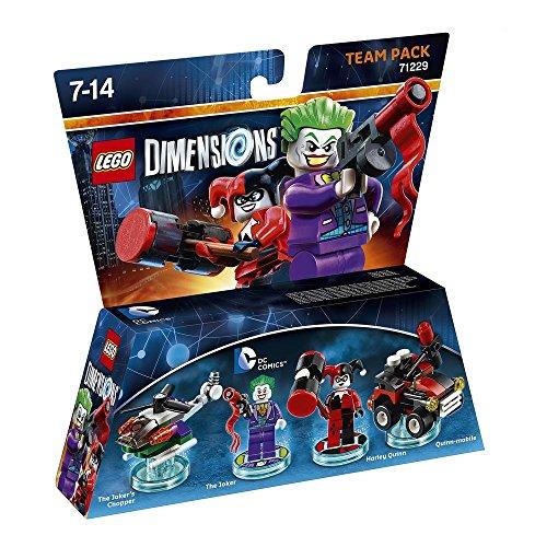 LEGO Dimensions - Team Pack - Joker & Harley