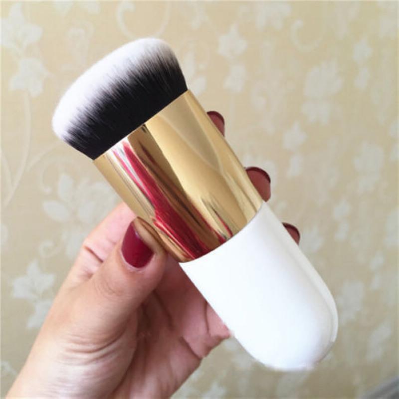 1× Kabuki Pinsel Makeup Puder Mineral Rouge Schminkpinsel Blusher Brush
