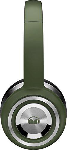 Monster N-TUNE HD OnEar-Kopfhörer (mit ControlTalk Universal) Matte Grün