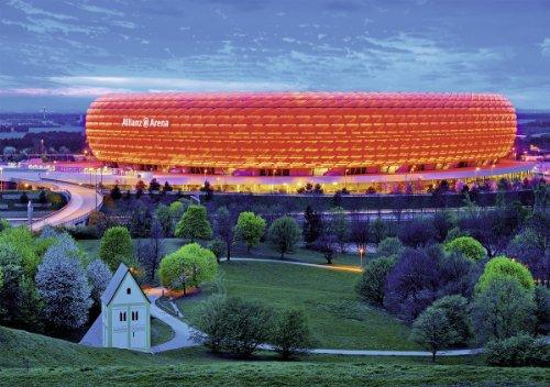 Ravensburger 16187 - Allianz Arena
