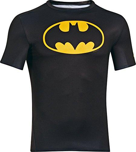 Under Armour Herren Kompressions-Shirt Transform Yourself, schwarz, L, 1244399