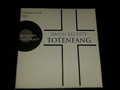 Hörbuch Simon Beckett Totenfang