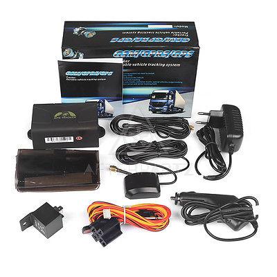 Auto GPS tracker TK104 Quad band Magnet 60Tage wasserdicht GPS GSM Peilsender