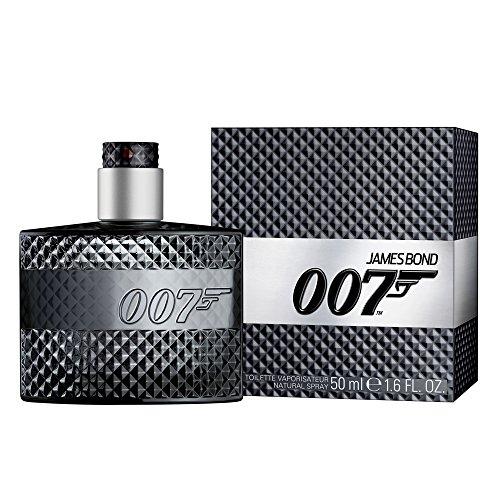 James Bond 007 Eau de Toilette Natural Spray, 50 ml