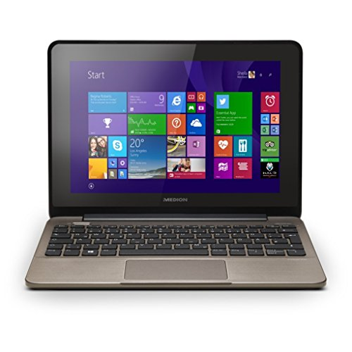 MEDION AKOYA E1231T Touch Netbook 25,6cm / 10