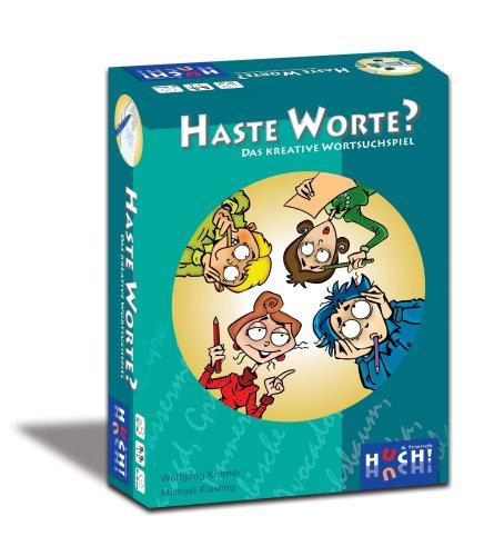 Huch & Friends 76676 Haste Worte?