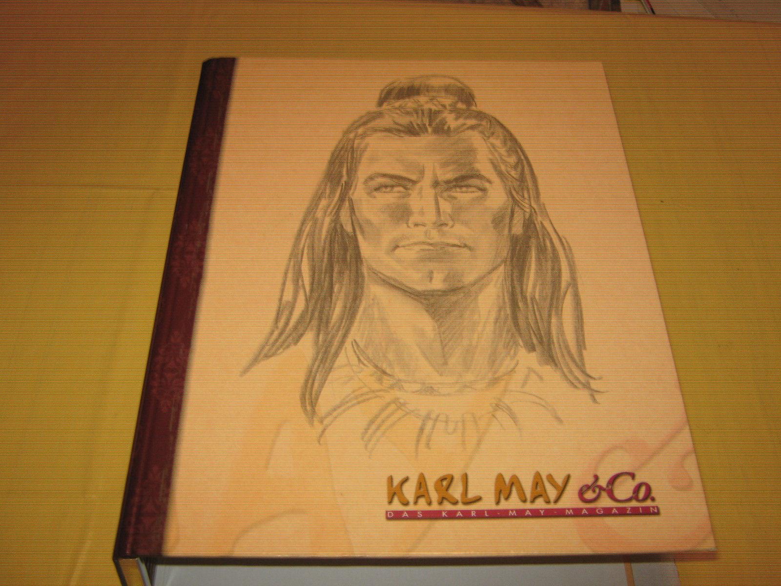KARL MAY & CO -SAMMELMAPPE-Titelbild