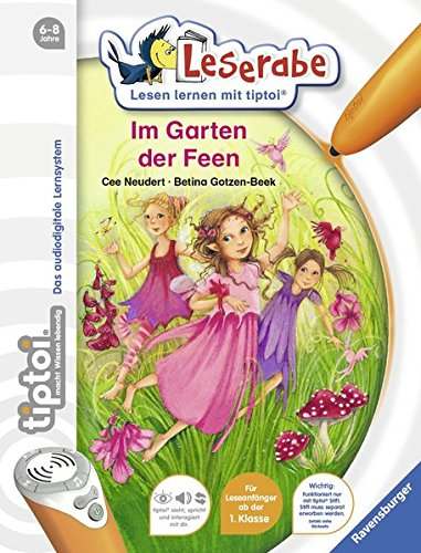 tiptoi® Im Garten der Feen (tiptoi® Leserabe)