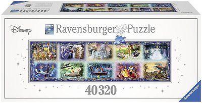Ravensburger 17826 - Unvergessliche Disney Momente, 40320 Teile Puzzle *NEU+OVP*