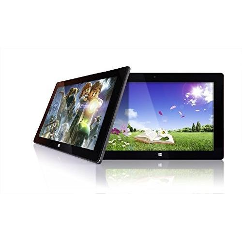 Fusion5® Ultra Slim Windows Tablet PC - Touch Screen - Fenster 8.1 - Intel Baytrail-T CR (Quad-Core) Z3735F - 1GB DDR3 - 16 GB ROM, Dual-Kamera - Bluetooth Tablet PC (8,9
