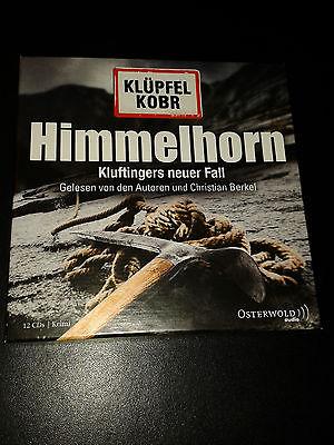 Hörbuch Klüpfel Kobr Himmelhorn Kluftingers neuer Fall