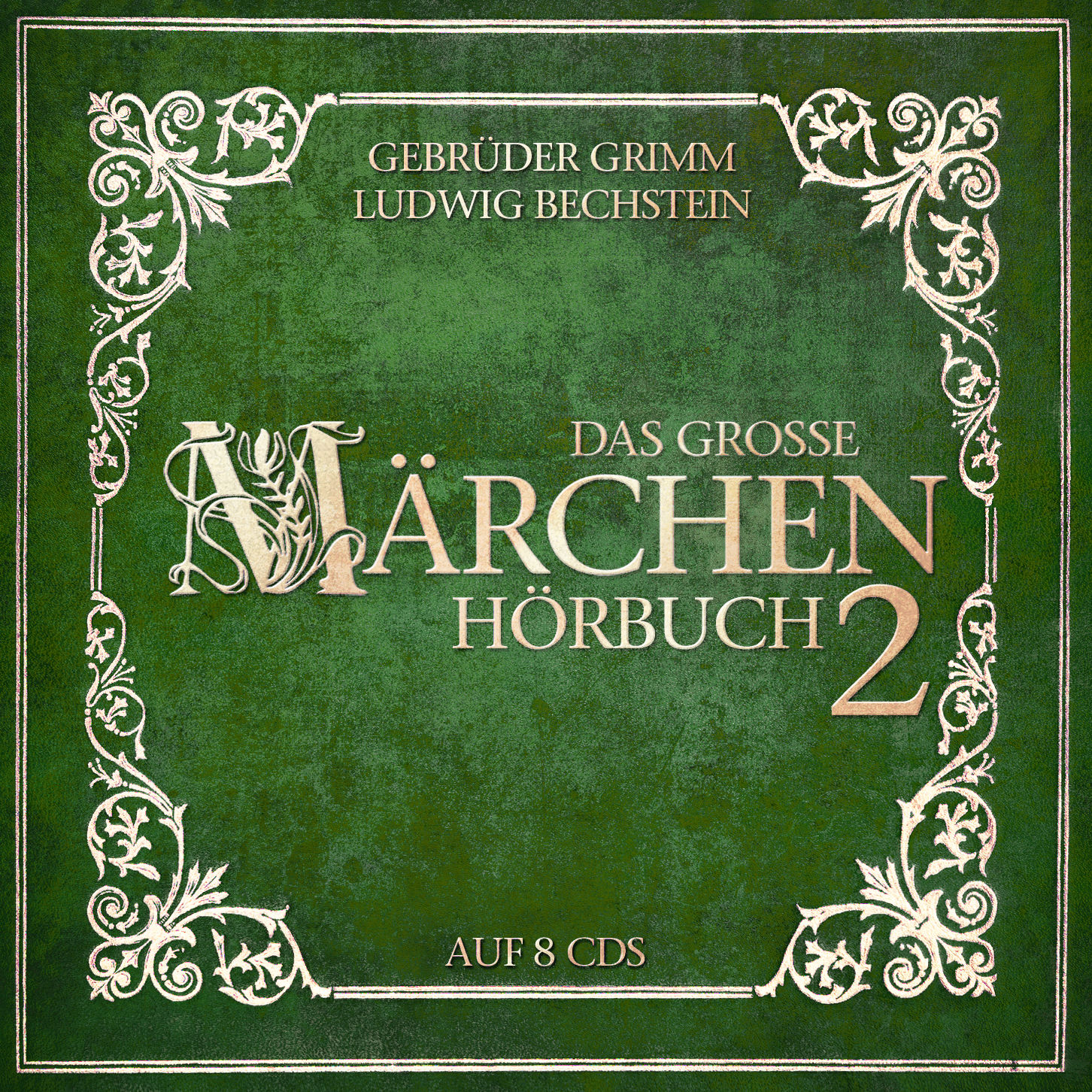 CD Das Große Märchenhörbuch 2  8CDs
