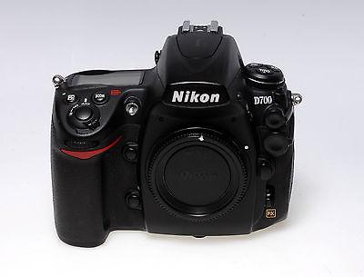 Nikon D700 digitale Profi-SLR Kamera - gebraucht -