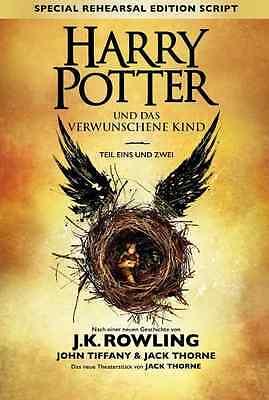 Harry Potter und das verwunschene Kind nur angelesen