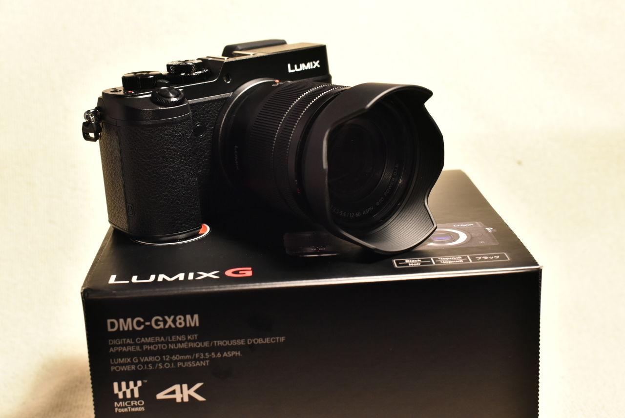 ++++Panasonic LUMIX DMC-GX8M++++nur 10 Tage alt++++