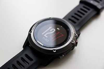 Garmin fenix 3 GPS/GLONASS Multisport Uhr