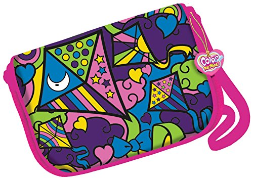 Simba 106371192 - Color Me Mine Pink The Courier 34x27cm