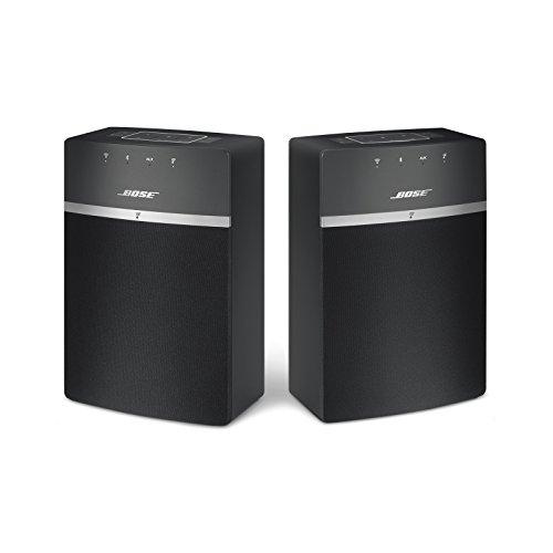 Bose ® SoundTouch ® 10 x 2 Wireless Starterpaket schwarz