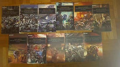 Warhammer 40.000  Der große Bruderkrieg Band 1-11