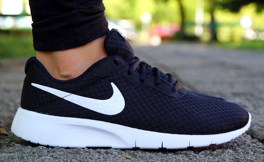 Nike Sneaker TANJUN (GS) in blau dunkel kaufen | GÖRTZ