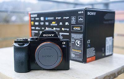 Sony Alpha a7s ILCE-7S 12.2 MP Digitalkamera
