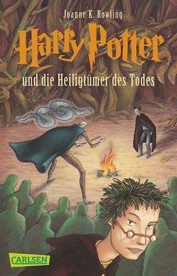 Harry Potter und die Heiligtümer des Todes / Harry Potter Bd.7 (Taschenbuch) NEU
