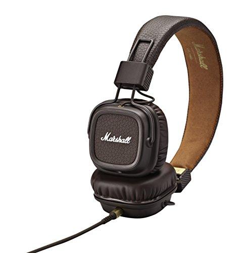 Marshall Major II OnEar Kopfhörer braun