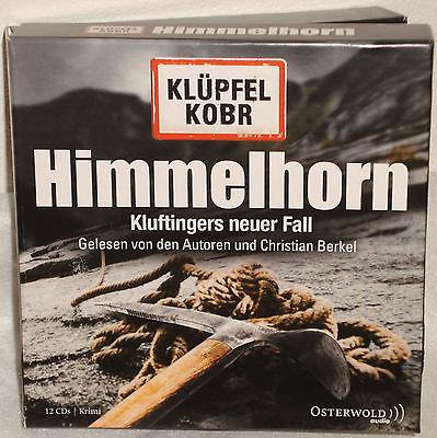 Himmelhorn, Hörbuch, Kluftinger`s neuer Fall, Kobr und Klüpfel, Allgäu-Krimi