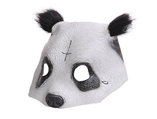Panda Maske für Kids