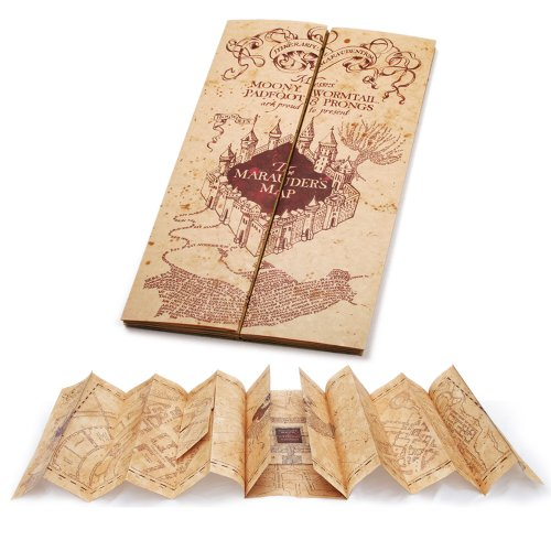 Harry Potter - Replica [Marauder's Map]
