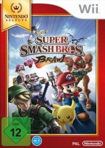 Super Smash Bros. Brawl - [Nintendo Wii]