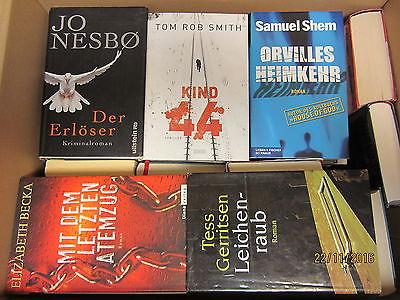 35  Bücher Romane  Krimi Thriller Psychothriller Top Titel Bestseller