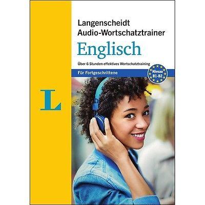 ENGLISCH Aufbau-Wortschatz lernen - Audio-Training mit MP3-CD und Begleitheft