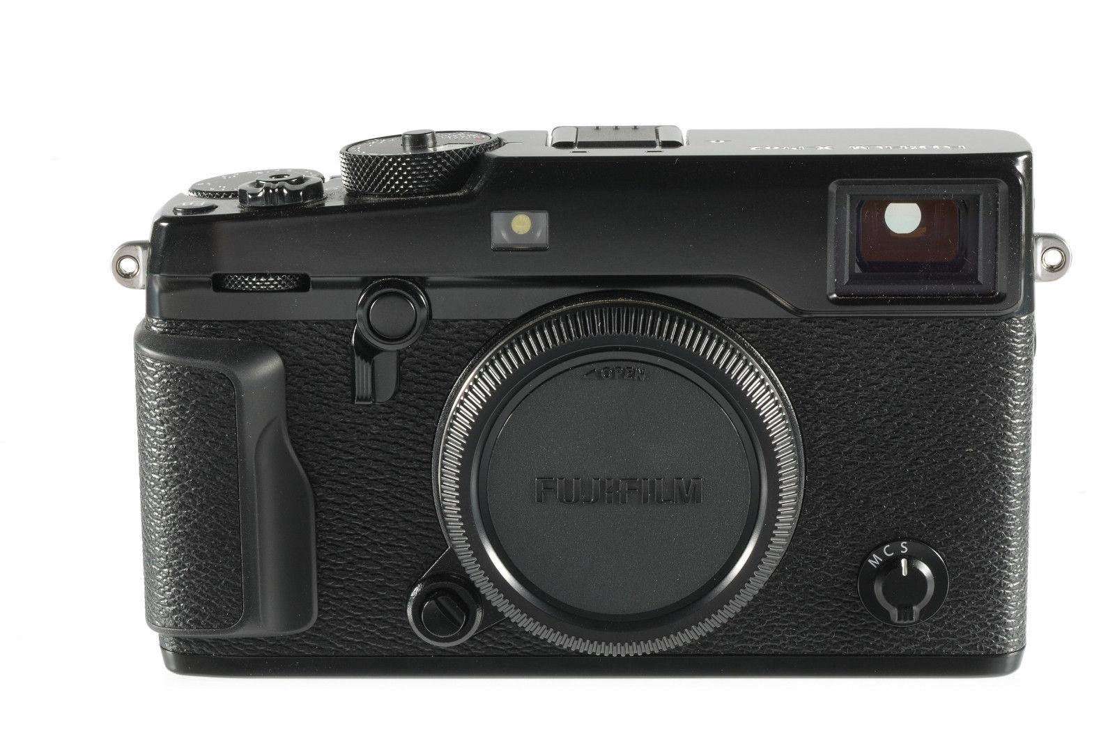 FUJIFILM X-PRO 2, schwarz