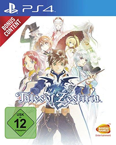 Tales of Zestiria - [PlayStation 4]