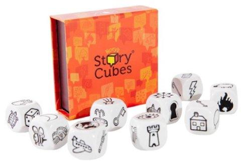 Hutter 603970 - Story Cubes, Würfelspiel