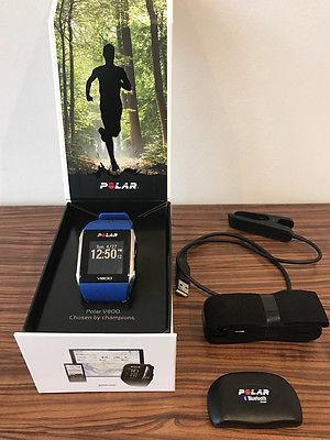 POLAR V800 GPS Sport Uhr inkl. Herzfrequenz-Sensor
