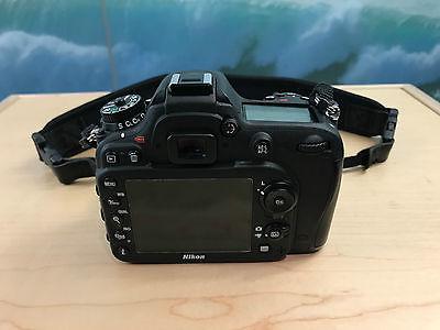 Nikon D7100 24.1 MP SLR-Digitalkamera - Schwarz (Body)