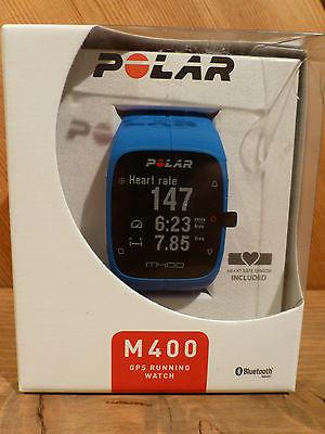 GPS Laufuhr Polar M400 mit Brustgurt