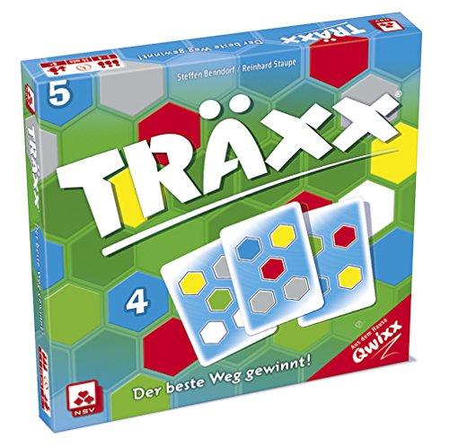 Nürnberger Spielkarten 4035 - Träxx Strategiespiel