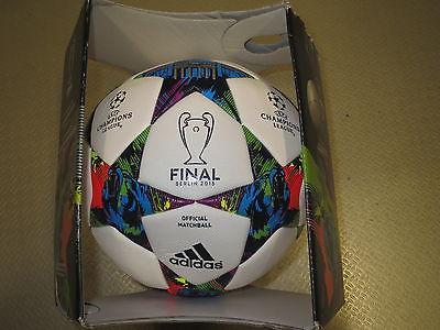 Matchball Champions League Finale Berlin 14/15 Gr. 5 Orig. adidas neu OMB