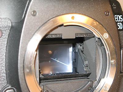 Canon EOS 5D Mark III Digitalkamera. 5808 Auslösungen, OVP, top Zustand