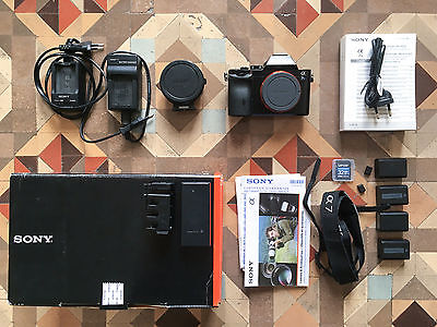 Sony Alpha A7s ICLE7s A7 A7sII A7R Kamera, Photo, Mirrorless, Digital, Camera